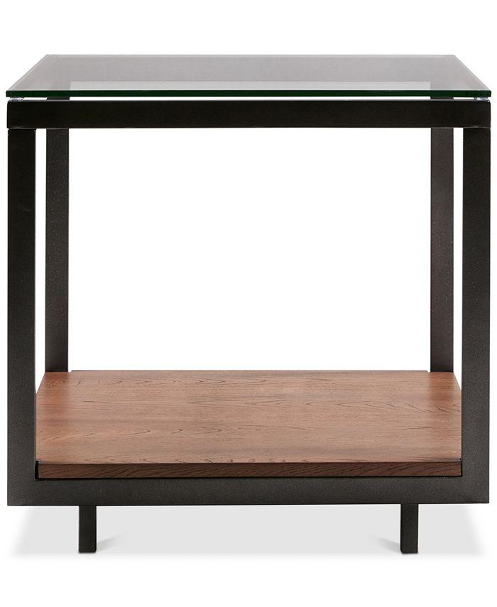 Furniture - Madison Park Pratt End Table, Quick Ship