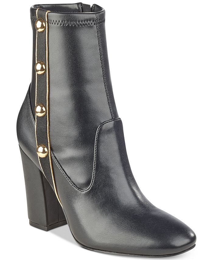 Marc Fisher - Abela Button-Up Booties