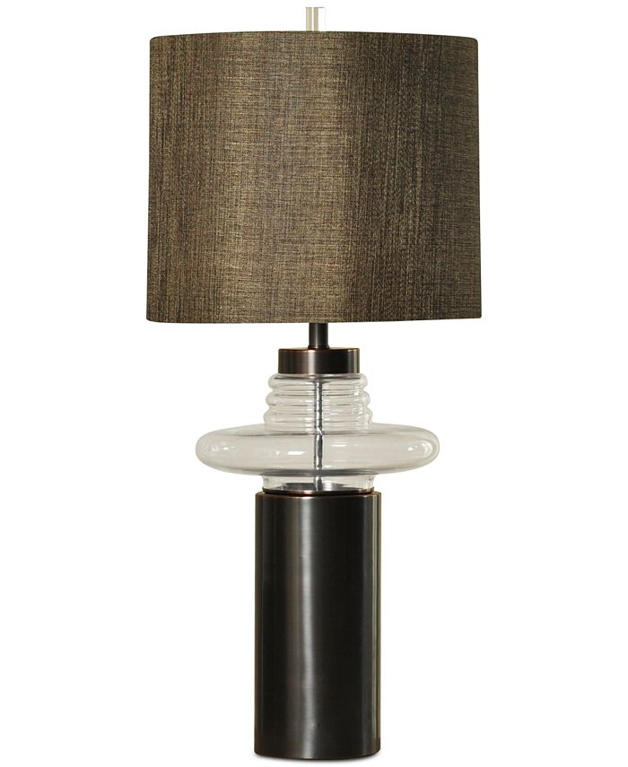 Harp & Finial - Prague Table Lamp
