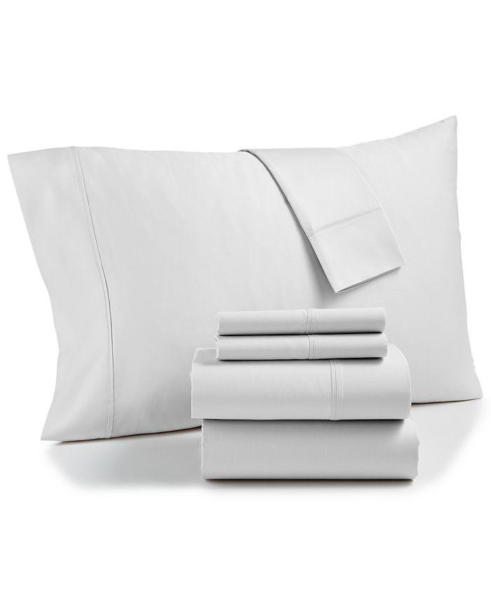 AQ Textiles - Bradford 800-Thread Count 6-Pc. King Sheet Set