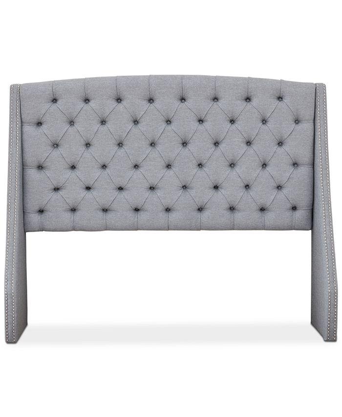 Furniture - Harper Headboard - Queen, Quick Ship