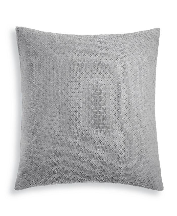 Charter Club - Damask Designs Diamond Dot Cotton 300-Thread Count European Sham