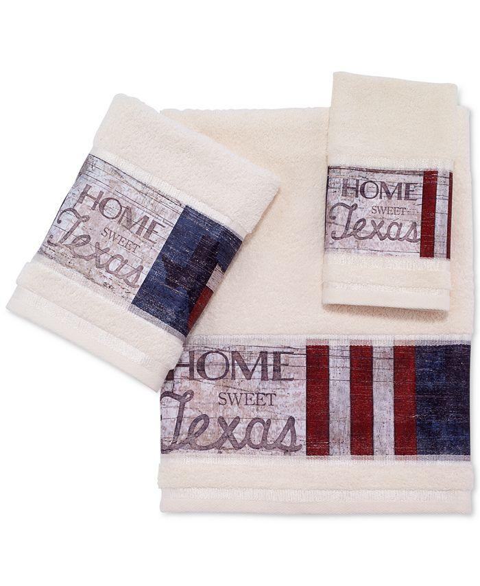 Avanti - Home Sweet Texas Bath Towel