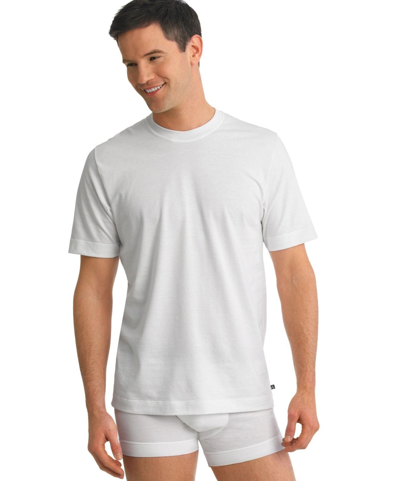 Crew Neck Under Dress Shirt Crew Neck 2 t Shirts Pack
