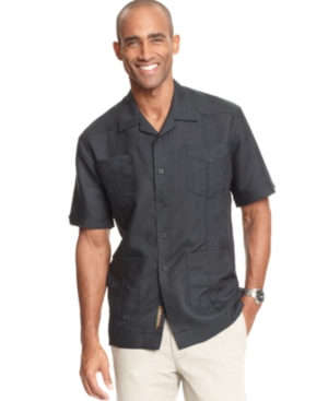 Cubavera Shirt, Short Sleeved Guayabera