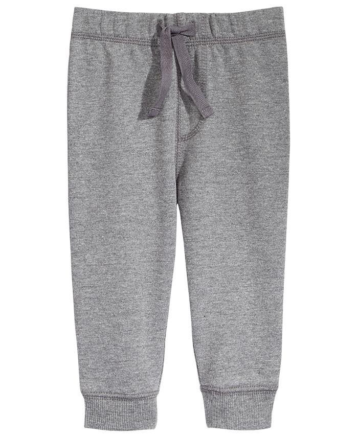 First Impressions - Toddler Boy Knit Jogger