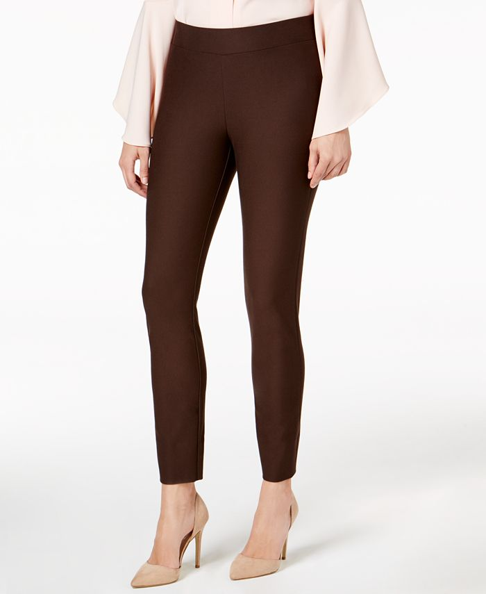 ECI - Pull-On Straight-Leg Pants