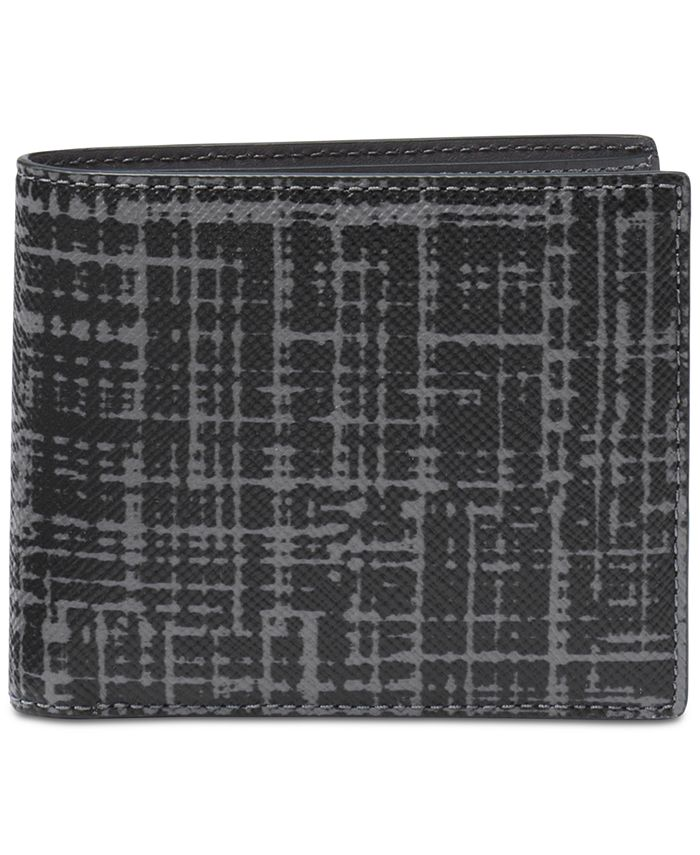 Michael Kors - Men's Harrison Printed Leather Billfold