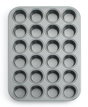 Calphalon Classic Mini Pro Muffin Pan, 24 Cup