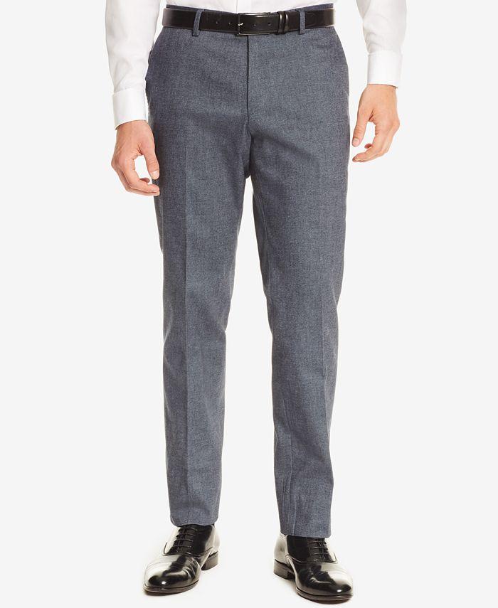 Hugo Boss - Men's Slim-Fit Dress Pants