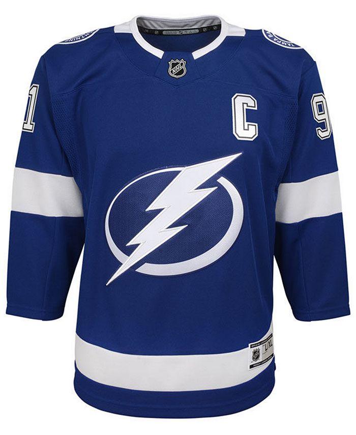 Authentic NHL Apparel - Premier Blank Jersey, Big Boys (8-20)