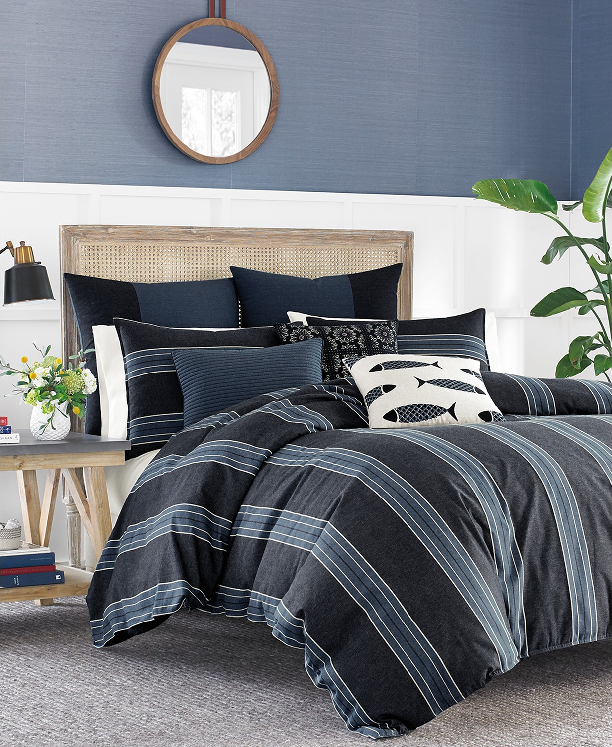 Nautica Lockridge Bedding Collection