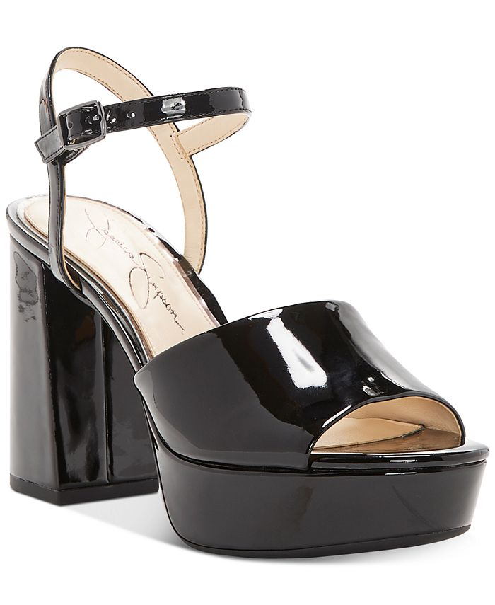 Jessica Simpson - Kerrick Two-Piece Platform Sandals
