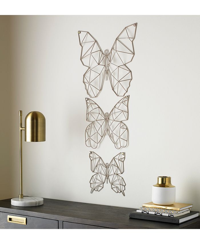 Graham & Brown - Flutter 3-Pc. Wall Art Set