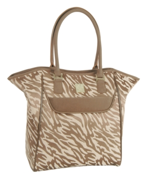 "Anne Klein Tote Bag, 15"" Lion's Mane"