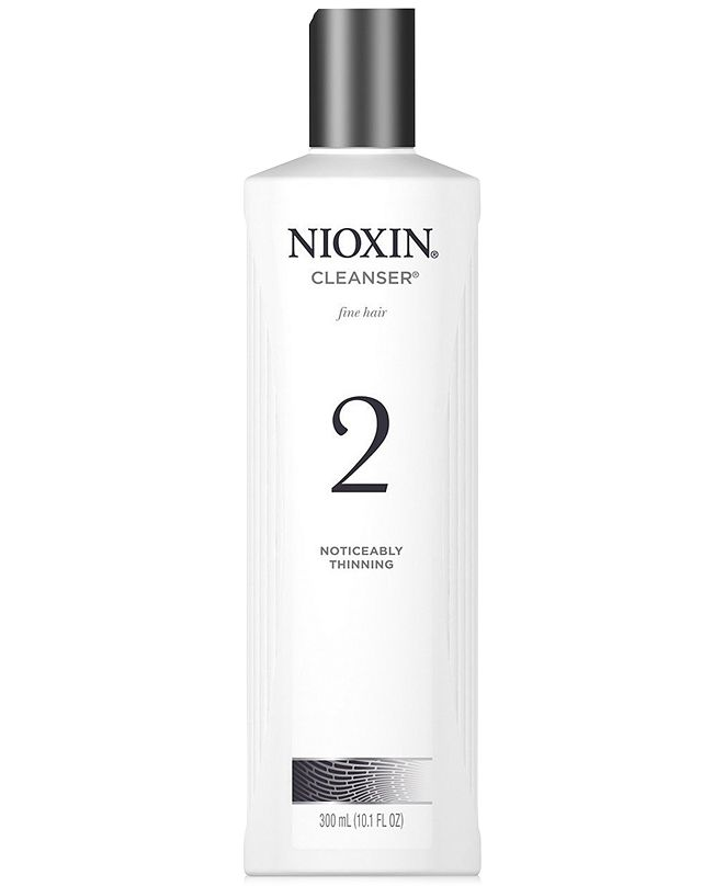 Nioxin Nixon System 2 Cleanser, from PUREBEAUTY Salon & Spa