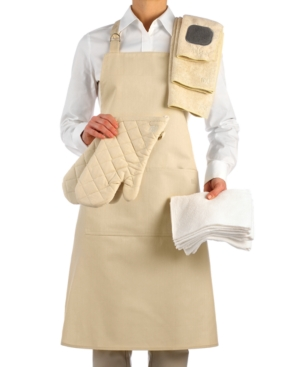 MU Kitchen and Cleaning Tools, Khaki Everything for the Kitchen Set