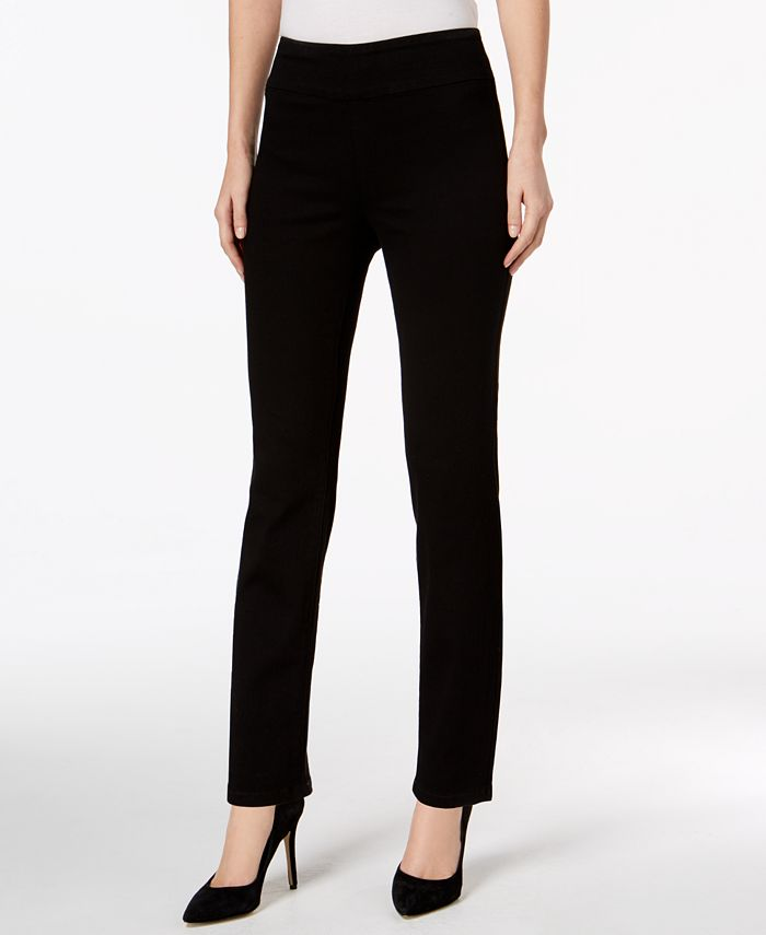 Charter Club - Pull-On Cropped Skinny Jeans, Created for Macy's
