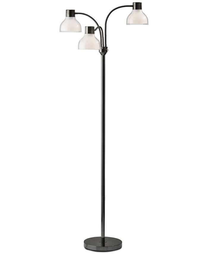 Adesso - Presley 3-Arm Floor Lamp