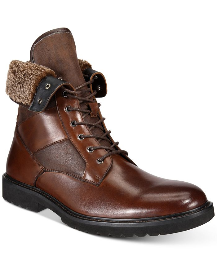 Bar III - Men's Lace-Up Boots