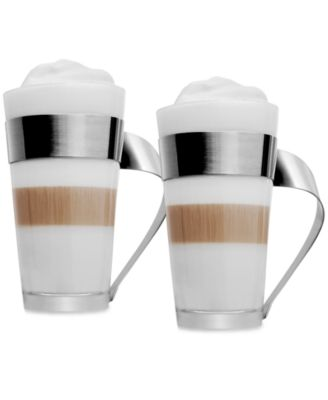 Villeroy & Boch Dinnerware, Set of 2 New Wave Caffe Machiatto Mugs