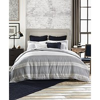 Tommy Hilfiger Laurel Dobby 2-Piece Twin Comforter Set