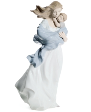 Lladro Collectible Figurine, Loving Touch