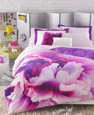 Teen Vogue Bedding, Violet Twin Comforter Set Bedding