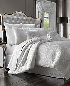 J Queen New York Astoria Queen 4-Pc. Comforter Set