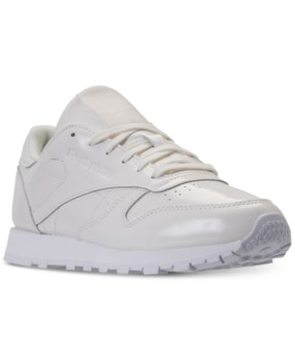 Classic Leather Patent Casual Sneakers