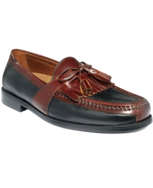 Johnston & Murphy Aragon Ii Kiltie Tassel Loafers- Extended Widths Available Men's Shoes