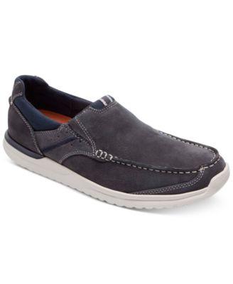 Rockport Men's Langdon Slip-On Sneakers