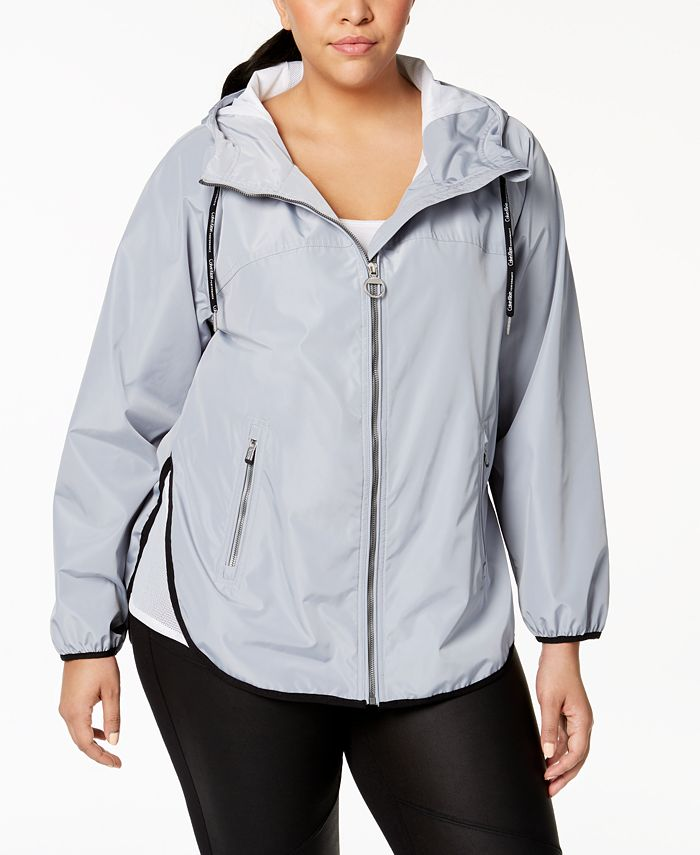 Calvin Klein - Spectator Crossover-Back Jacket