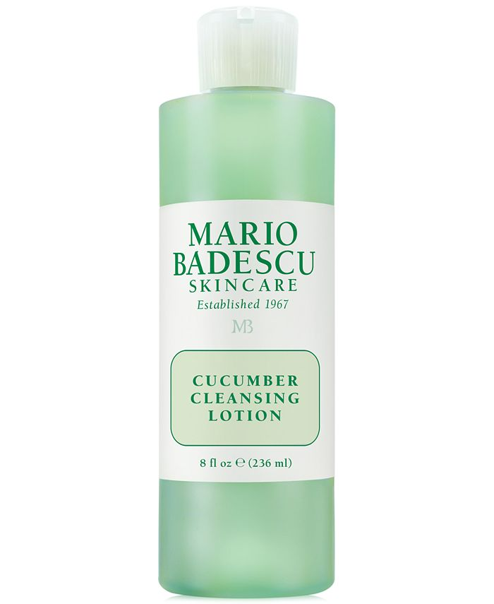 Mario Badescu - Cucumber Cleansing Lotion, 8-oz.