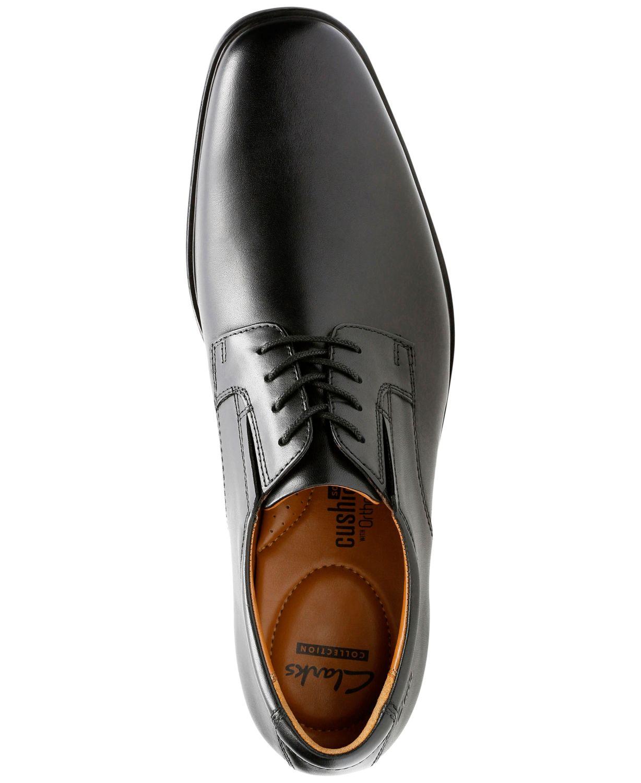 Clarks Men's Tilden Plain-Toe Oxfords & Reviews - All Men's Shoes - Men - Macy's