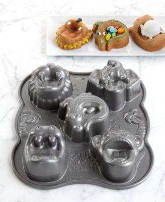 Nordicware Hungry Animals Cake Pan