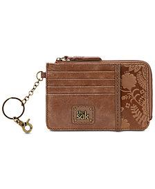 The Sak Iris Card Leather Wallet