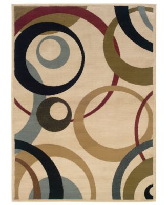 "MANUFACTURER'S CLOSEOUT! Oriental Weavers Area Rug, Yorkville 1251E 1'10"" X 2'10"""