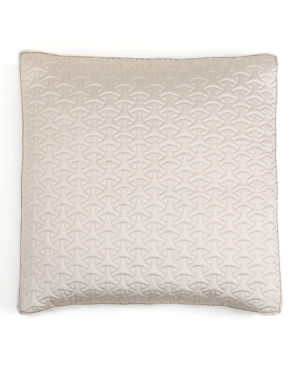 """Hotel Collection """"Rings"""" Quilted Sham, European Bedding"""