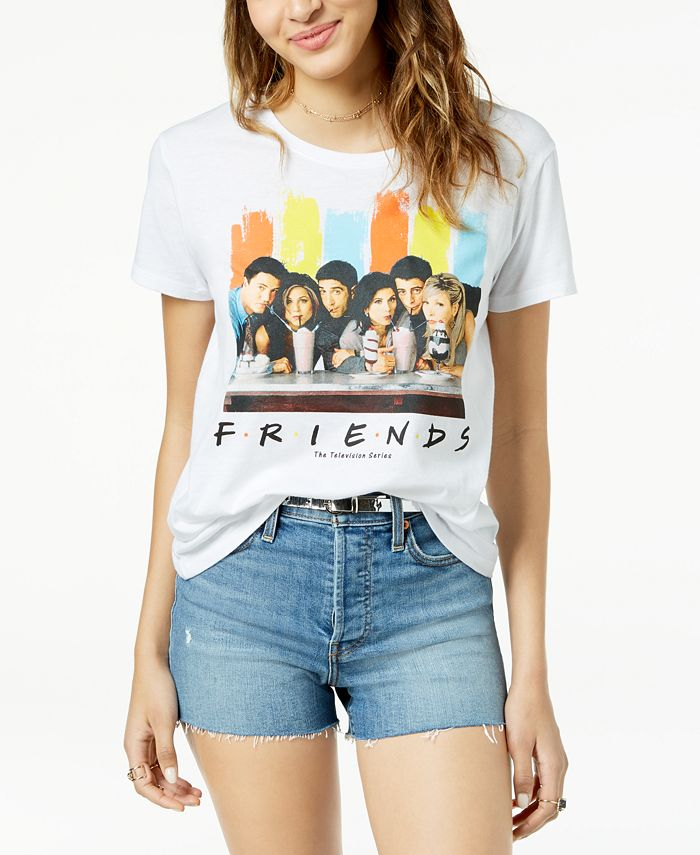 Love Tribe - Juniors' Friends Graphic T-Shirt