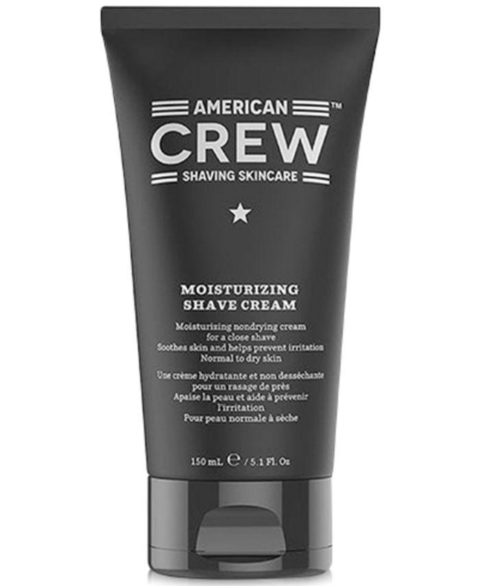 American Crew - Moisturizing Shave Cream, 5.1-oz.