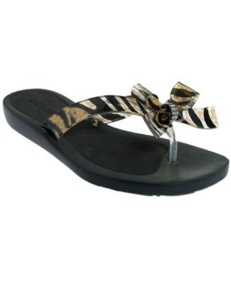 351d78e6443f8 GUESS Tutu Sandals - Shoes - Macy s
