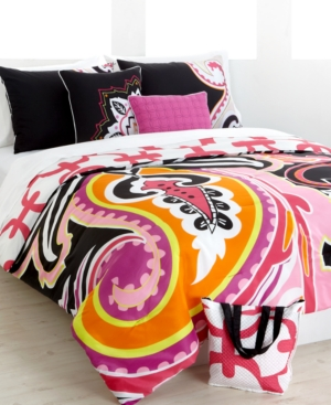 Chelsea Licorice 5 Piece Twin Comforter Set Bedding