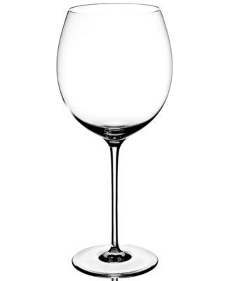 Villeroy & Boch Wine Glass, Allegorie Premium Burgundy