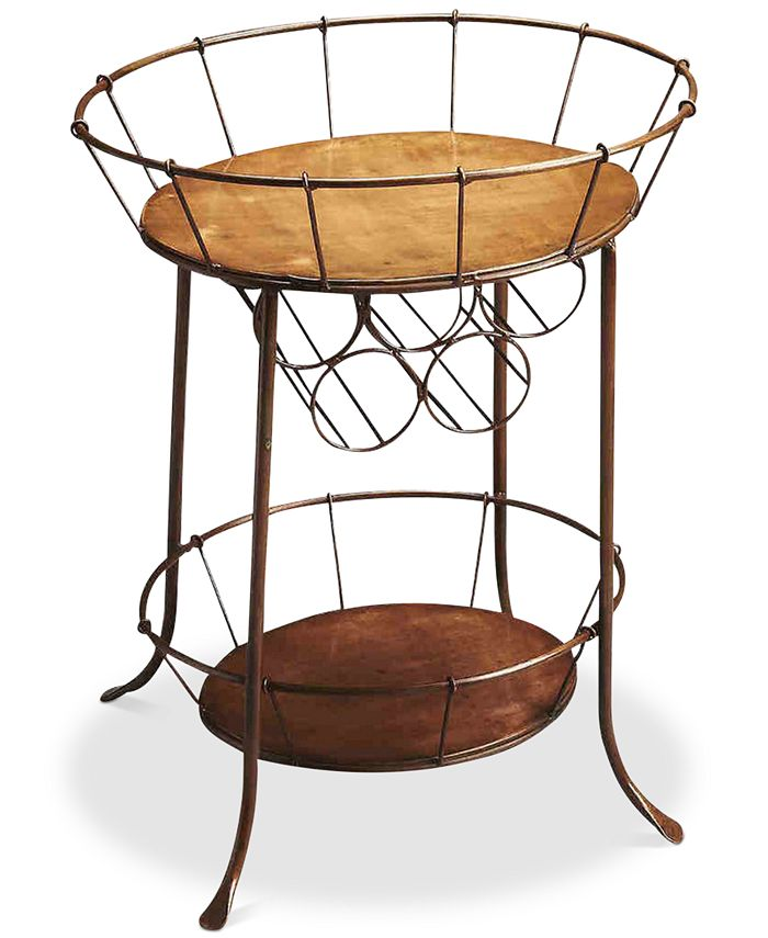 Butler - Rucker Wine Table, Quick Ship
