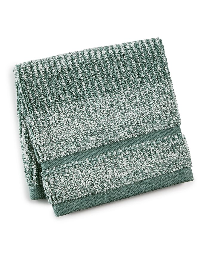 Hotel Collection - Ultimate MicroCotton Mingled Stripe Fashion Wash Towel