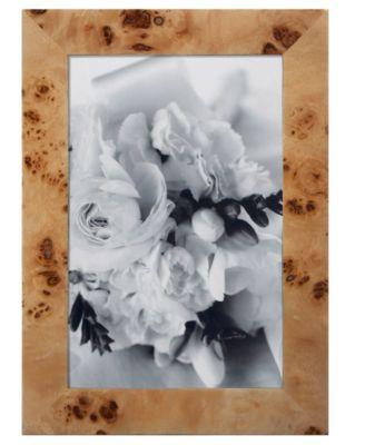 "Siena by Tizo Picture Frame, Burlwood 8"" x 10"""