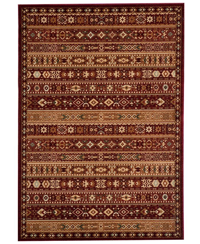 """Momeni - Area Rug, Belmont BE-04 Red 2' 0"""" x 3' 0"""""""