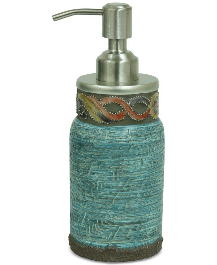 Bacova - Elara Teal Lotion Dispenser