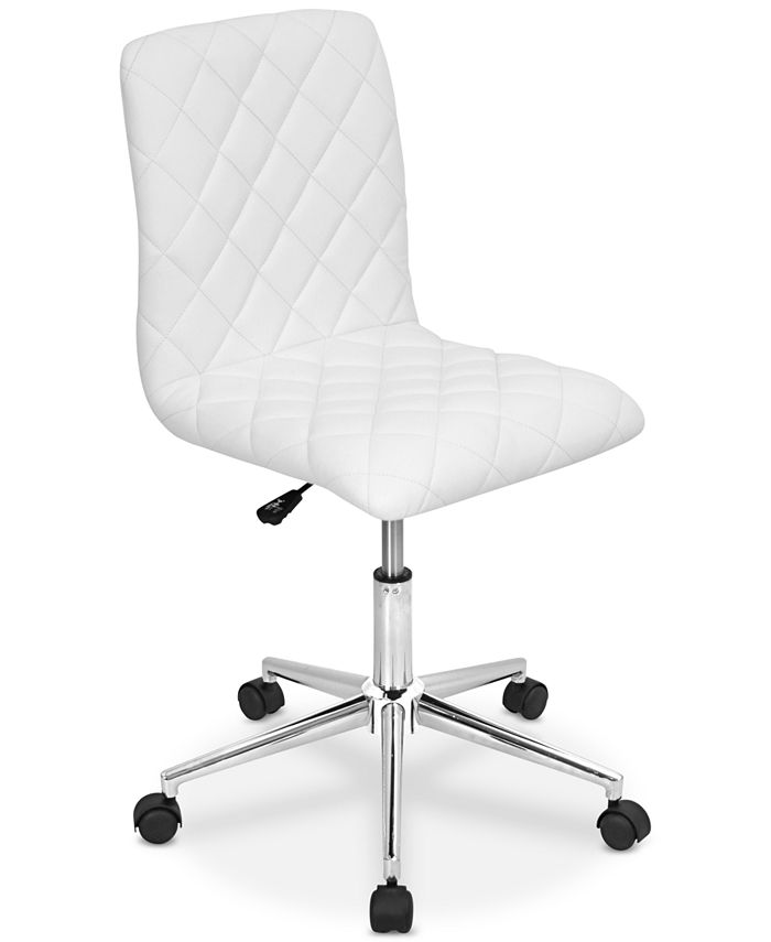 Lumisource - Caviar Office Chair, Quick Ship